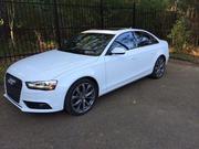 2013 Audi Audi A4 Luxury Sedan 4-Door