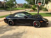 2012 Porsche 911 GTS Cabriolet
