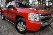 2008 Chevrolet Silverado 1500 4WD   LT-EDITION