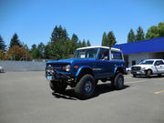 1972 Ford BroncoSUV 777777 miles