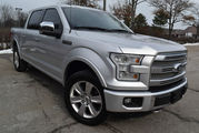 2015 Ford F-150 4WD PLATINUM-EDITION(FX4 OFF ROAD) Crew Cab
